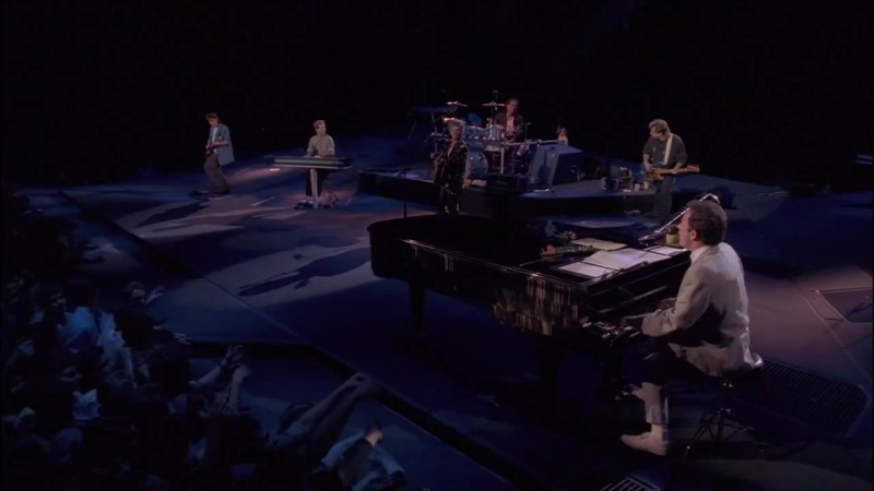"""Billy Joel - """"Honesty"""" (Live in Leningrad 1987)"""