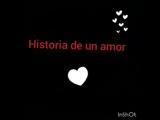 Historia de un amor ❤