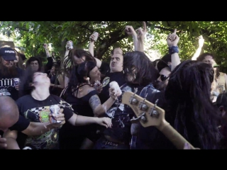 Municipal Waste - Breathe Grease (Official Video)