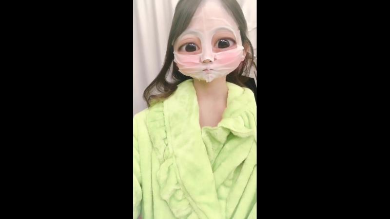Nagao Mariya 171005 instagram