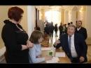 Голосование в Государственном русском драматическом театре РМ