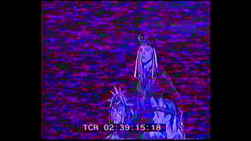 Ночной клуб ТАЙФУН. 1997 год. Театр современного балета ИЕРИХОН. Кусочек из одноактного балета Легенда племени Майя
