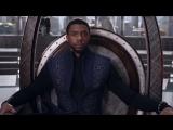 Черная Пантера / Black Panther.Трейлер #3 (2018) [1080p]