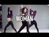 1Million dance studio Woman - Kesha (ft. The Dap-Kings Horns) / Mina Myoung Choreography