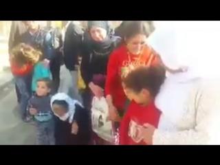 После 3лет плена мать увидела своих детей, Yazidi