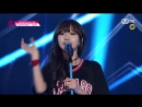 Produce 101 1_1 EyecontactㅣKim So Hee - EXO ♬CALL ME BABY @ Position Eval.VOC