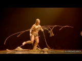 Balance Goddess - Lara Jacobs - Amaluña - Cirque du Soleil