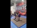 Четвертый Чемпионат Европы АСМ ,, Витязь Пауэр-спорт 2 подход 70 кг строгий подъем на бицепс