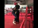 Когда ты не только хороший боксер, но и хороший танцор.