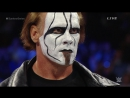 Sting made his WWE debut to help John Cena's team conquer The Authority
