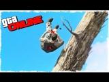 Quantum Games УЖАС!!! УПАЛ С ВЫСОТЫ 2 КМ ОТ ЗЕМЛИ В GTA ONLINE!!!