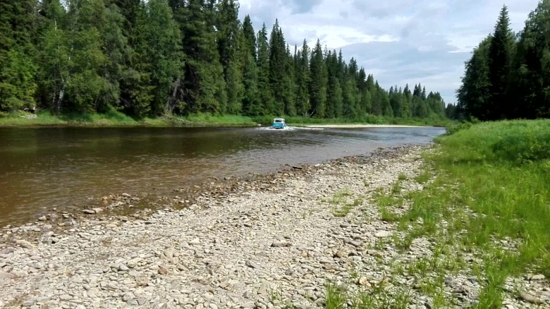 Река.Молмыс