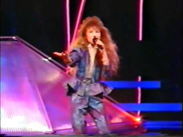 Eurovision 1989 France - Nathalie Pâque - J'ai vole la vie