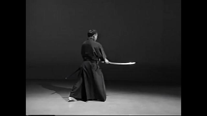 Iaido Kata Seitei 10 Juppon-me - Shiho-giri - High quality - www.thesamuraiworks