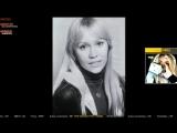 Алина слушает шведскую версии песни группы АББА