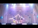 Победа самых загадочных девченок Гвадейской Цирковой студии в районном конкурсе Осенний зорепад 23.11.2017г и наш первый кубок з
