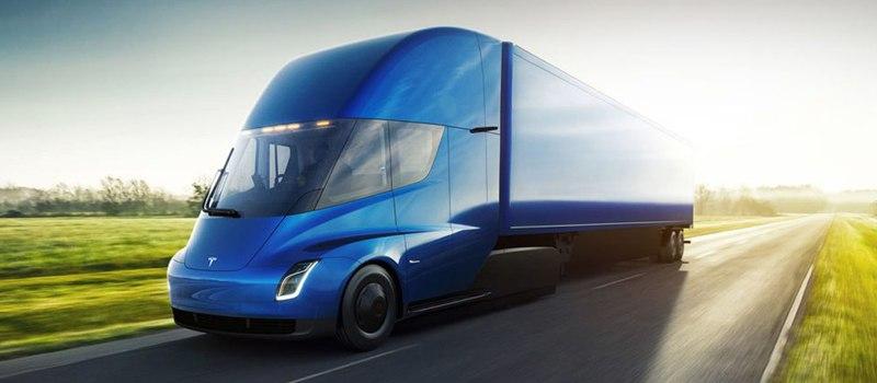 Tesla получила самый крупный заказ на электрические грузовики