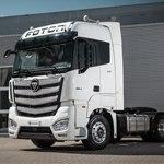 В Россию приедут грузовики, которые помогал делать Mercedes