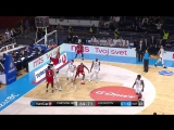Ryan Broekhoffs crazy putback dunk