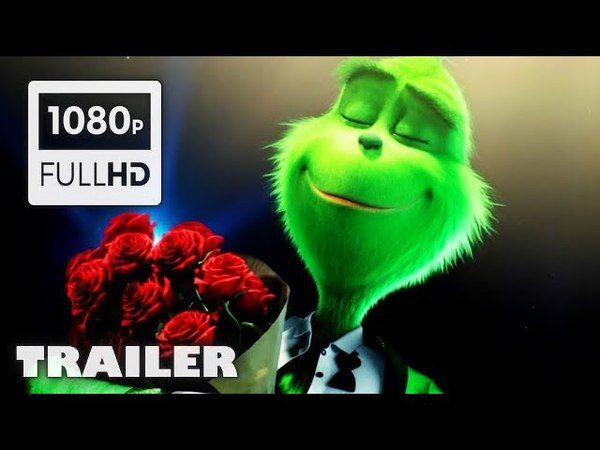 The Grinch (2018) - MOVIE TRAILER in Full HD