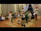Новый год Егора в детском саду:)