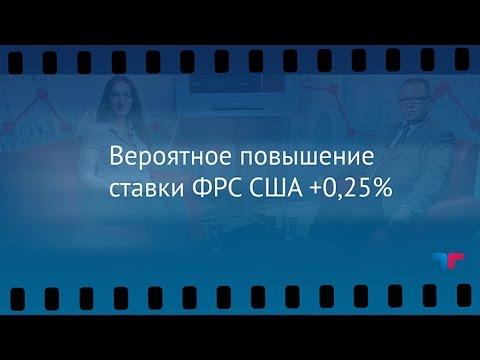 TeleTrade: Утренний обзор, 14.09.2015 - Вероятное повышение ставки ФРС США 0,25%