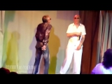 Вор в законе Саша Север - на сцене поет Шансон Светка (Концерт Семен Катаев) 2016 HD
