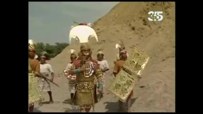 Обнаружена неразграбленная гробница в Перу. Сокровища владыки Сипана