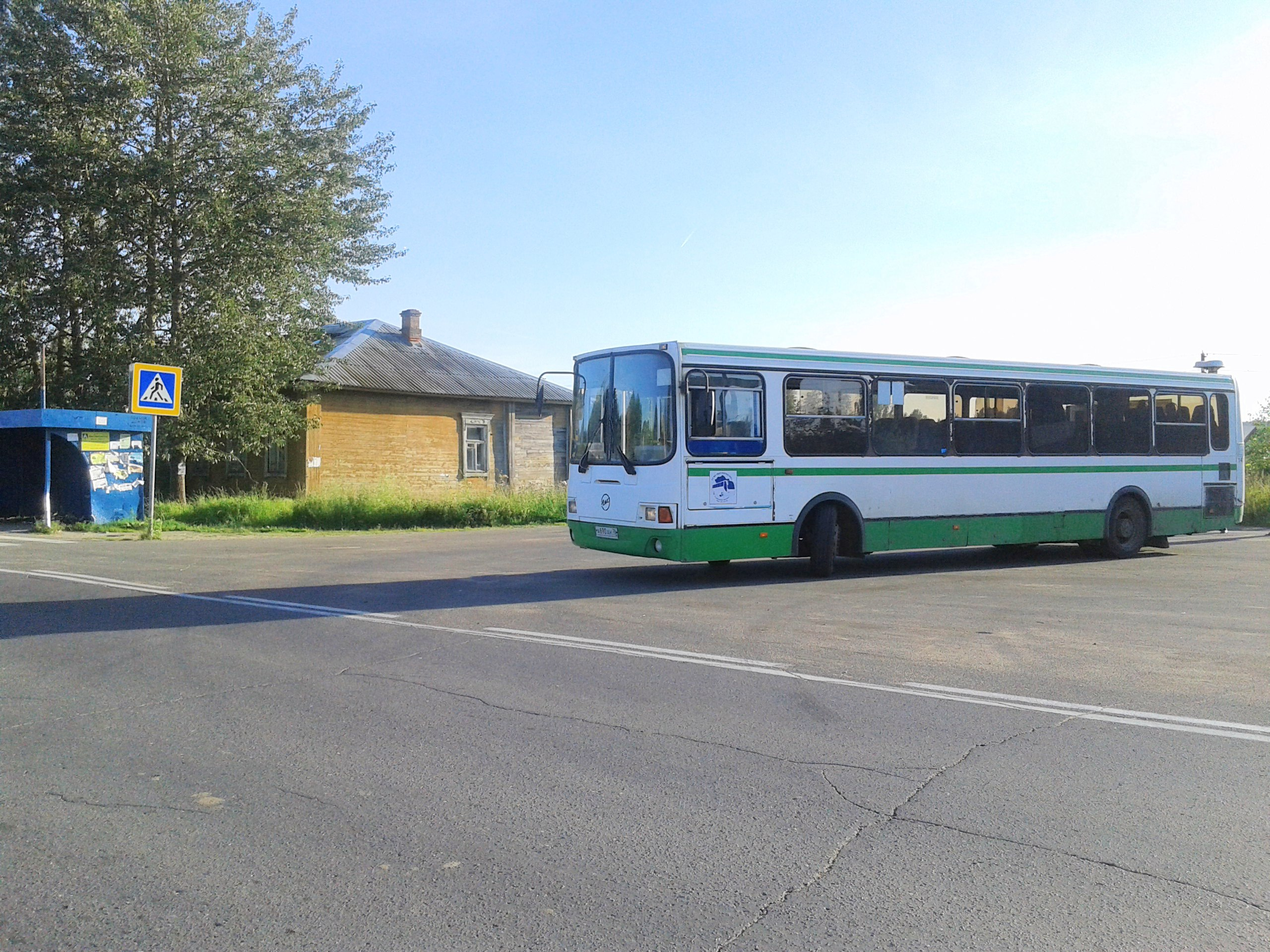 Автобус №104к