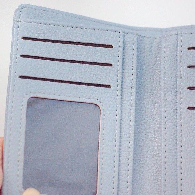 Нежный кошелек от DALFR