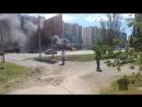 05.06.17_Авария, пожар и взрыв на 9мин.10сек. (Омск, ул.Масленникова)
