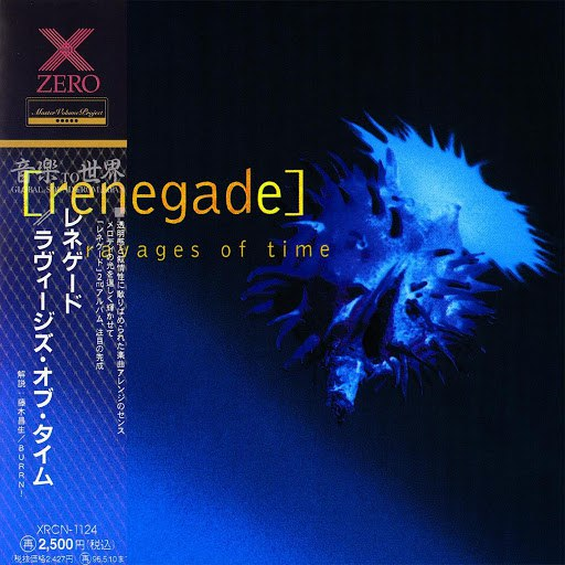 Renegade альбом Ravages Of Time (Japan Edition)