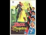 Зорро и три мушкетера. Художественный фильм.