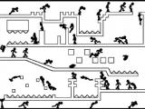 бегущие человечки