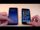 Samsung Galaxy A8 2018 vs iPhone 7
