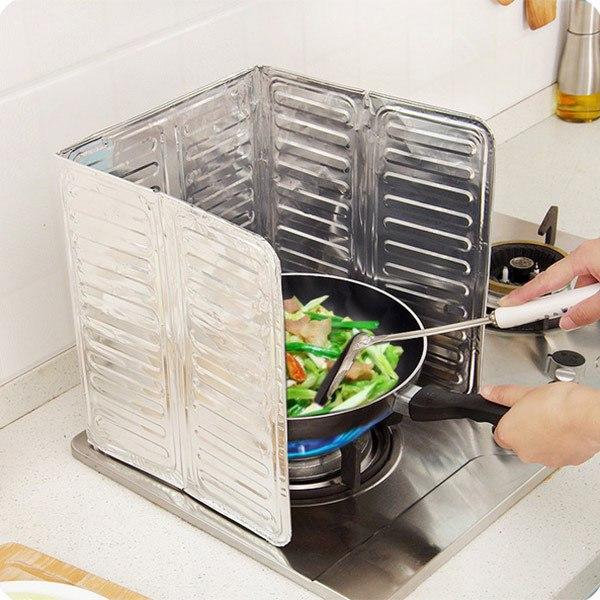 Защита кухни от брызг 271
