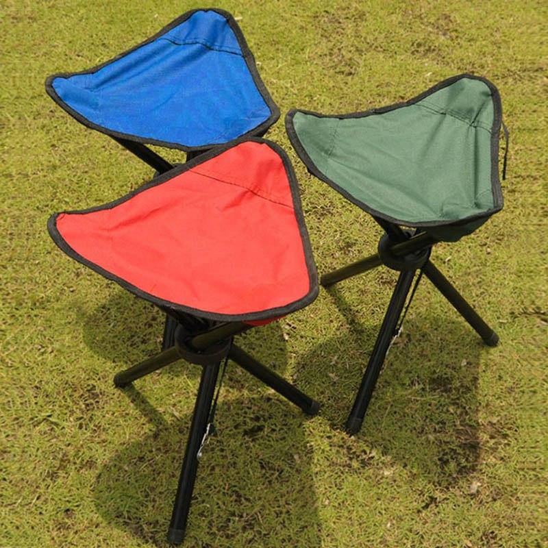 Удобный складной туристический стул 293