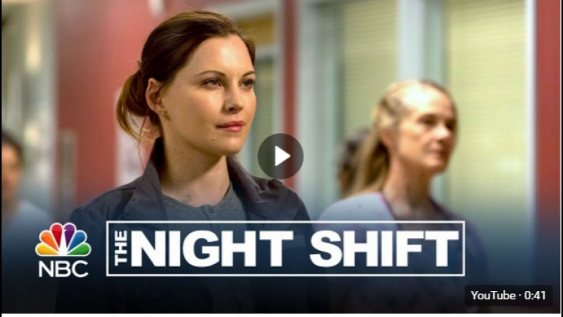 Ночная Смена 4 сезон | The Night Shift - Season 4 Premiere (Promo)
