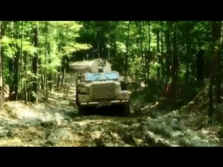 General Dynamics Land Systems - 4X4 Tactical Vehicles [480p]