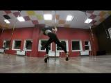 EXOTIC pole dance SHER Lena