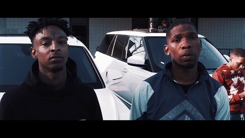 BlocBoy JB Rover 2 0 ft 21 Savage Prod By Tay Keith Official Video Shot By @Fredrivk Ali HHH