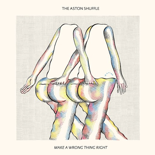 The Aston Shuffle альбом Make A Wrong Thing Right