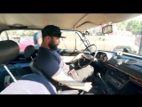Американцы тестируют ЖИГУЛИ в Америке! Americans try Lada 2106 in Los Angeles, USA! RUS-ENG 4К