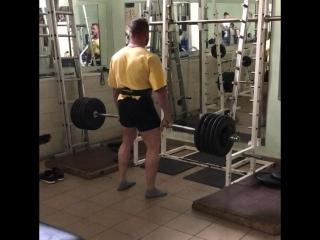 ВК 90,7 кг. на штанге 235 кг. 02.06.2017 г.