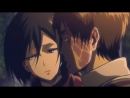 Ill Be Right Here - Eren-Mikasa - Shingeki No Kyojin AMV