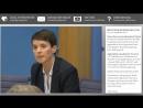 Frauke Petry - Maulwurf bei der AfD (Video nur 220-Fehler beim Schneiden!)