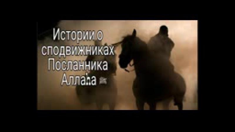 История о Сподвижниках Посланника Аллаха صلى الله.3gp