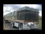 Freemason Hell Truck carrying FEMA Coffins !