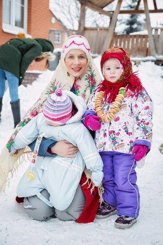 Классные мамочки на улице