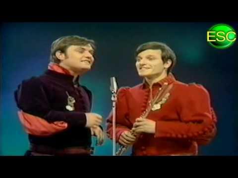 ESC 1968 17 - Yugoslavia - Dubrovački Trubaduri - Jedan Dan